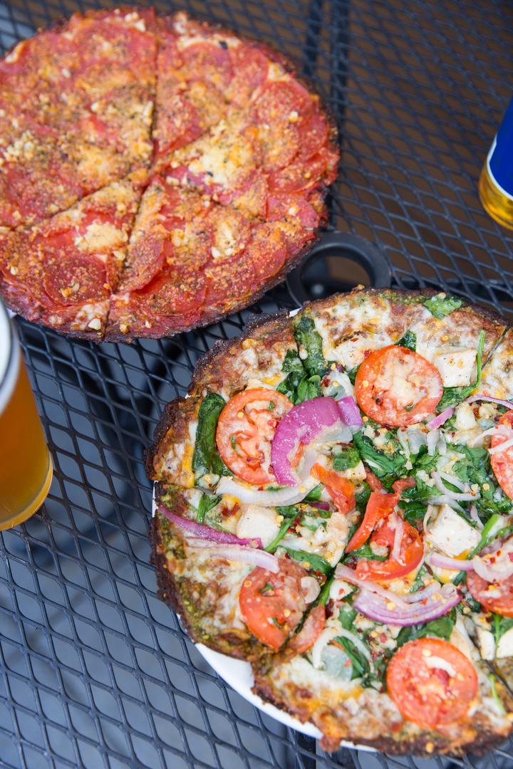 Califlour Foods coupon-Cali'flour at Eclipse Pizza