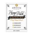 Product image for HEMP Transdermal Patch