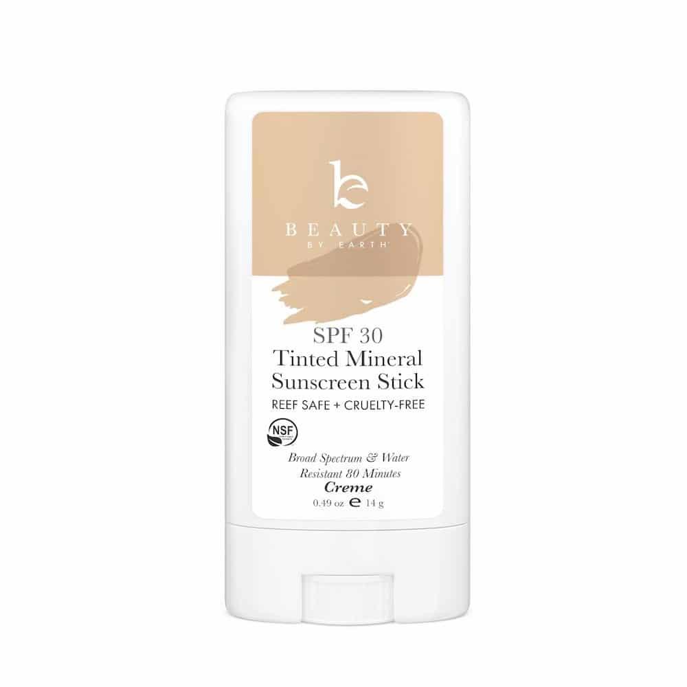 Tinted Mineral Sunscreen Sticks - SPF 30 (Creme)