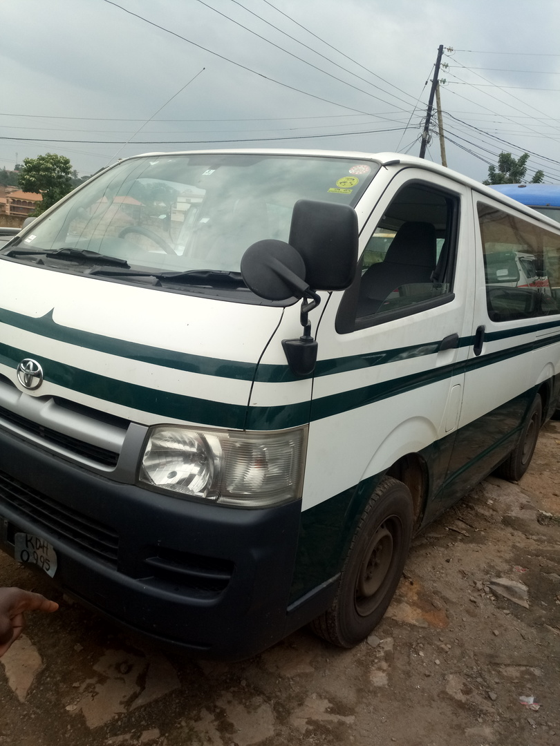 Best Price Used TOYOTA HIACE VAN for Sale - Japanese Used