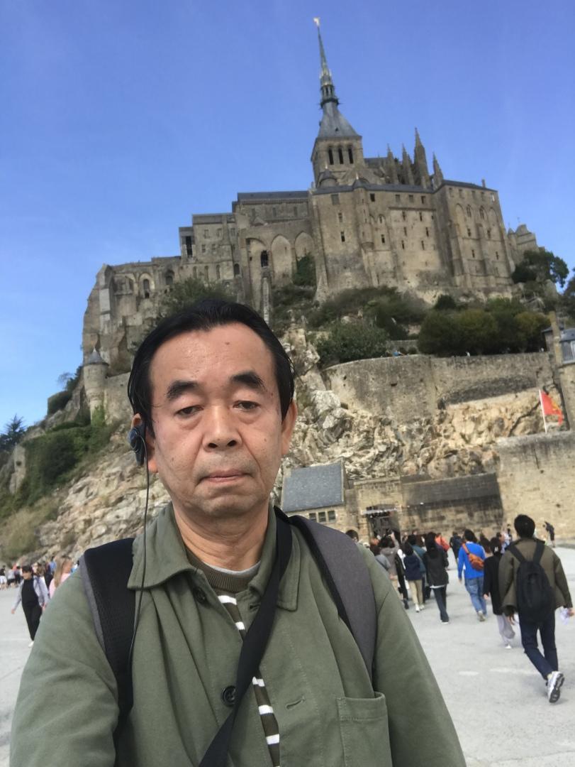 高橋さんは、先生をしていただけあって、話し方が、上手く、知識も豊富でした!モンさんを熱く語り、時間が、ギリギリになり、自由時間が、ほとんど無かったのが、一つの課題!ありがとうございました。