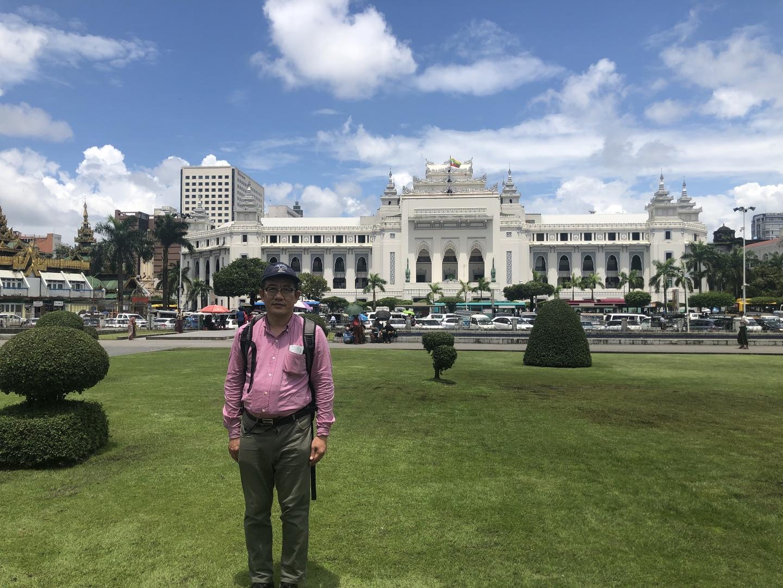 時間の都合上、地方には行けませんでしたが、ヤンゴン市内だけでも、実は見所は多く、十分充実した内容でした。参加料金も安く、助かりました。運転手、ガイドさん、ありがとうございました。
