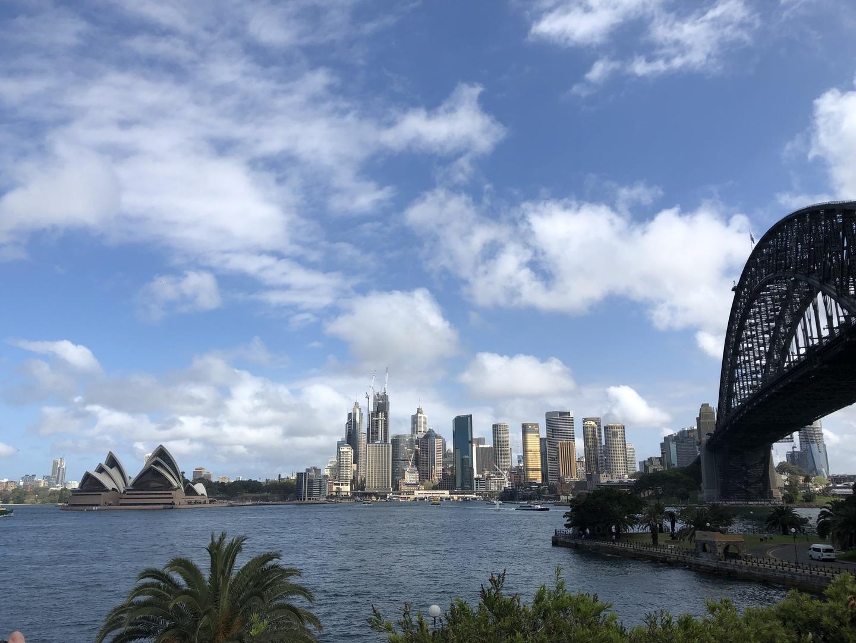 シドニーに行ったら是非参加してほしいです。オペラハウスは勿論ですが、教会もとても素敵でした。