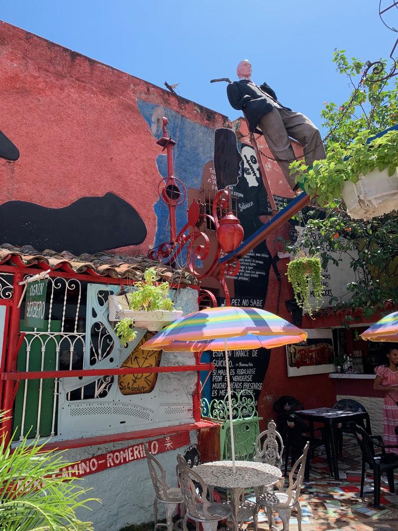 キューバに行くなら必ずクラシックカーに乗りたいと思っていました。3人だったのでチャータープランを利用することにしました。1950年代にタイムスリップしたような感覚を味わいながら、ハバナの街を案内してもらいました。キューバ人女性ガイドさんの流暢な日本語での説明もとても良かったです。