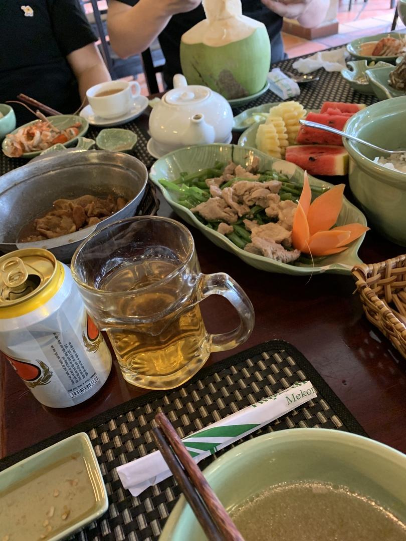 ベトナムの文化が堪能でき、また昼食もとても美味しかったです。