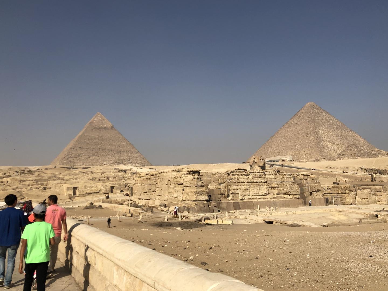 家族4人(夫婦と子供達9才、12才)で参加しました。 エジプトは初めてで、情報も少なく、怖いイメージがありましたが、ガイドのハマちゃん(エジプト人)のお陰で怖い思いや不安になる事もなく、安心して一日楽しむことが出来ました。 現地ガイドの方が一緒だと物売りや、詐欺師などが寄ってこない気がしました。 また写真のポイントもよくご存知なので最高の写真がたくさん撮れました。 今回はカイロ1都市のみでしたが、次回はルクソールまで足を延ばして、またこちらで(ハマちゃんに)お世話になりたいと思っています。
