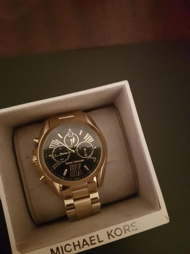Best pris på Michael Kors Bradshaw MK5739 Armbåndsur