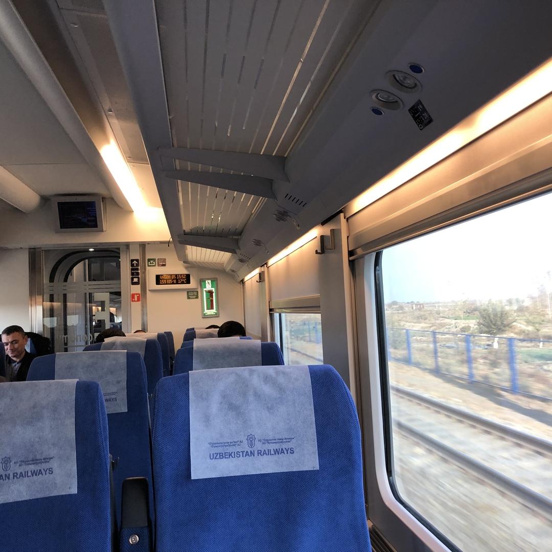 初めてで駅の入り方、電車への乗り方等、不安はありましたが、駅員さんの対応はよかったです。また、発着時間も予定通り、乗り心地も快適でした。