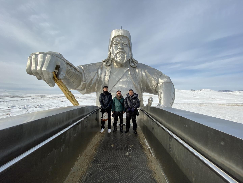 今回のガイドさんのオーギーさんがとても良く、次回モンゴルに来た時もお願いしたいと思っております。