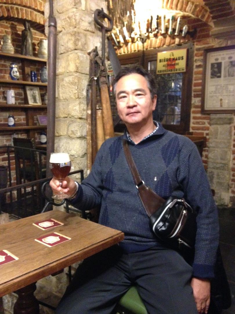1万7千円=150ユーロも払ったにに、ビール代を、参加者(私)が支払ったのには、驚いた。ツアーにその旨、記載して欲した。