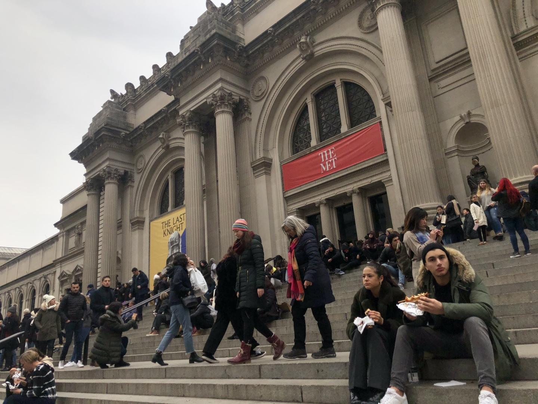 エンパイアステートビルに関してはチケット買う列と入る列が一緒でシティパスの意味😂って感じでした。メトロポリタン美術館は並ばずに別の入り口から入れました。