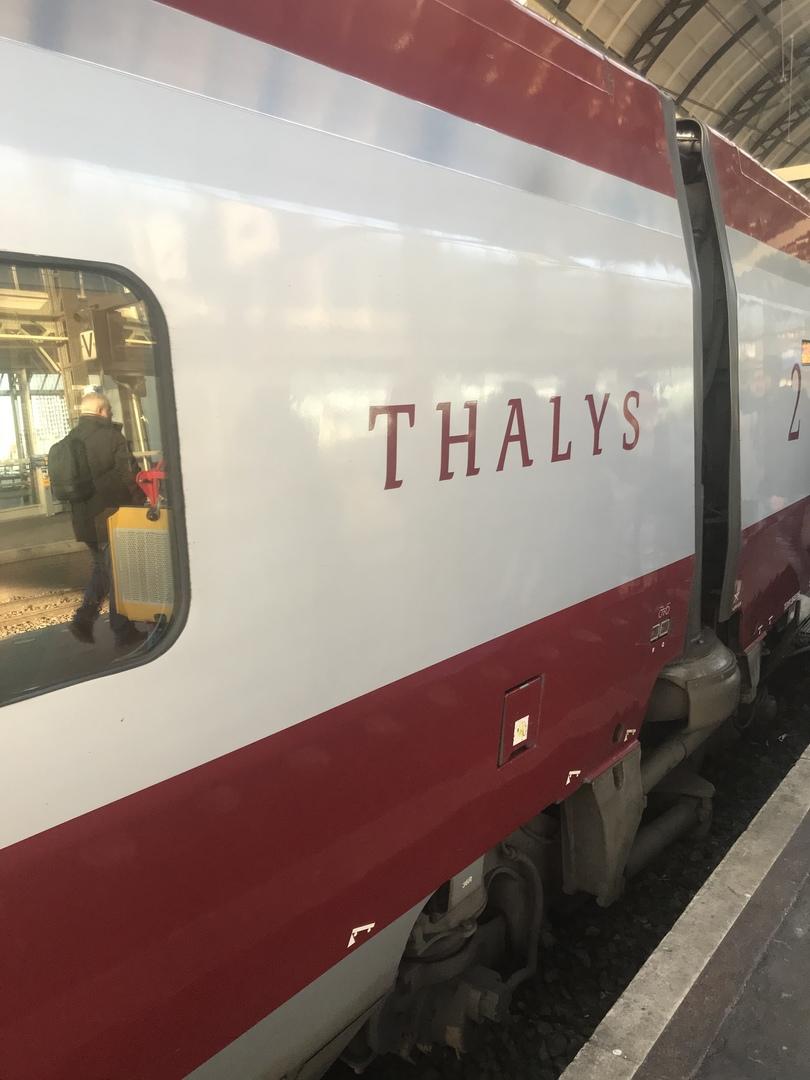 新幹線のタリスは日本からも予約は可能とのことで少し調べましたが、ヨーロッパ初心者の我家ではやっぱり少し不安もあったことから申し込みました。予約したチケットをあらかじめプリントして持って行き、駅の発車案内でホームの番号をチェックしてスムーズに乗れました。帰りの予約も新幹線にアップグレードして楽チンでした。クルーズも、業者さんのマークを目印にしてすぐに見つかりました。船内での説明はイヤホンで日本語を選び問題なく歴史や見どころがわかりました。ブリュッセルからアムステルダムについてすぐ乗るのがおすすめです。携帯で位置を確認しながら観光船で回ることで街のサイズや構成がわかりました。初心者の方にはおすすめです。煩わしい確認や不安もなくアムステルダムの街を楽しむことが出来ました。