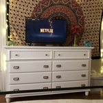 Spencer White Dresser Bobs
