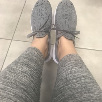 I love these shoes. I