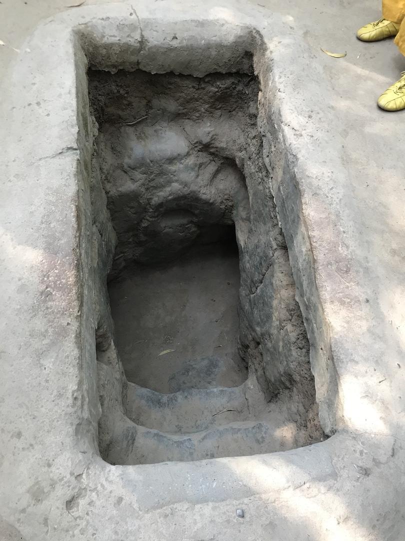 クチトンネルとメコン川をセットで観光出来るのが嬉しかったです^_^