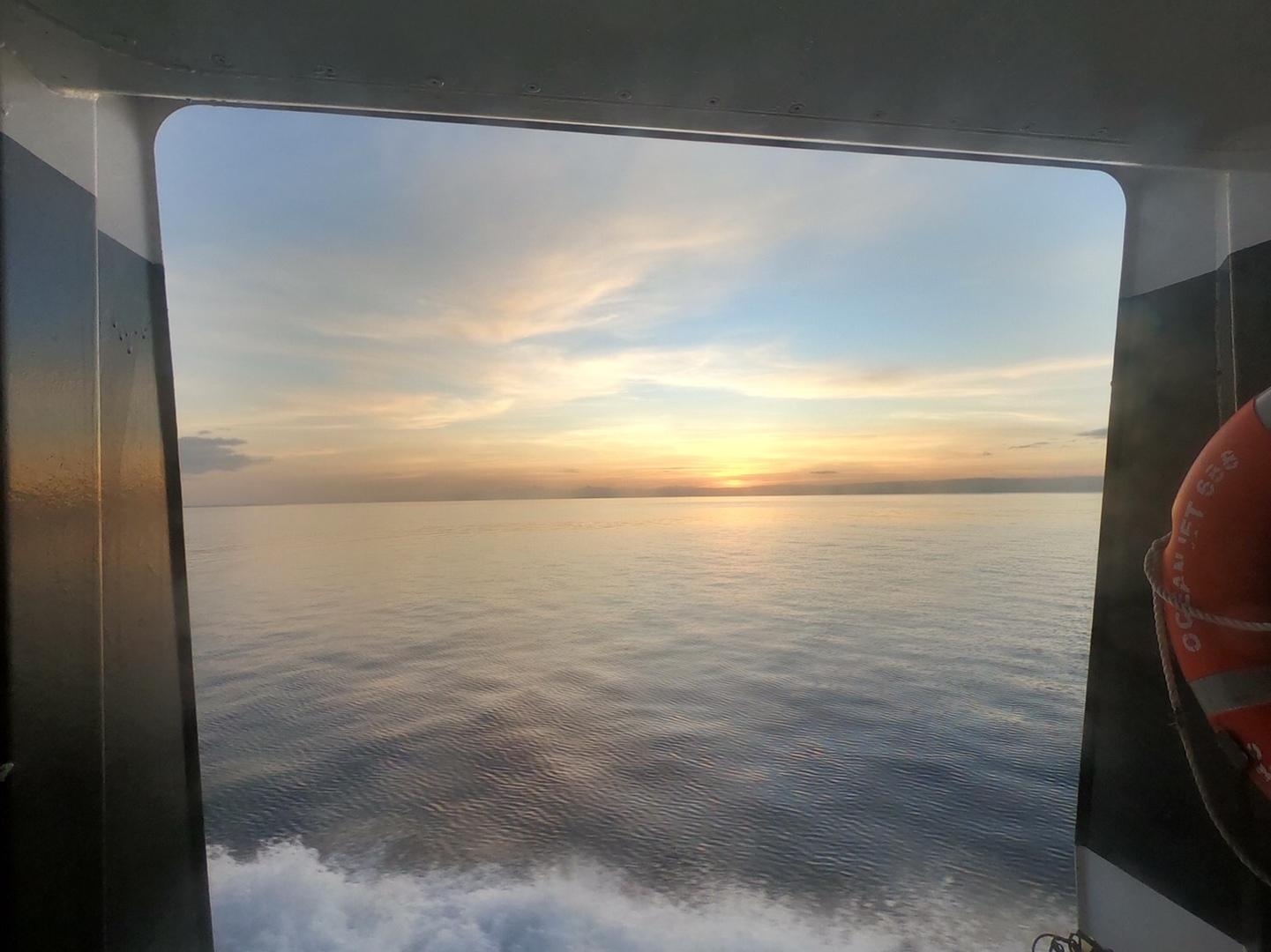 港から船で2時間弱、フィリピン最古の教会を見学、船でランチ、ターシャに会いに行く、チョコレートヒルズを見学、といった流れ。 基本野外での見学が多いので、雨だとちょっと物足りないかも。 今回は晴れてたので、船でのランチも気持ち良かったし、チョコレートヒルズも絶景だった!!ツアーガイドの方もツアー先のスタッフも優しくてノリが良く、とっても楽しい。一緒に思い出作りをしてくれるようなイメージ。  行きの船では、船を案内してくれたスタッフと、ボホール島に着いてからのスタッフが変わるのでガイドはどこいった???となったが、心配せず、どんどん降りて進んでOK。自分の名前が書いてある紙を持ったスタッフが立っているので見つけるべし!!