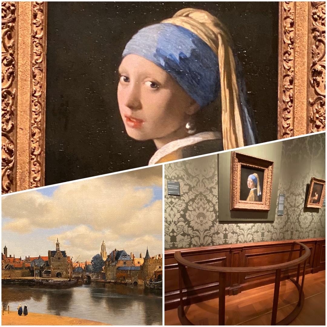 フェルメールはもちろんのこと、他の画家の作品に関してもガイドさんの知識が豊富で大大満足なツアーでした!素敵な思い出を有難うございました。
