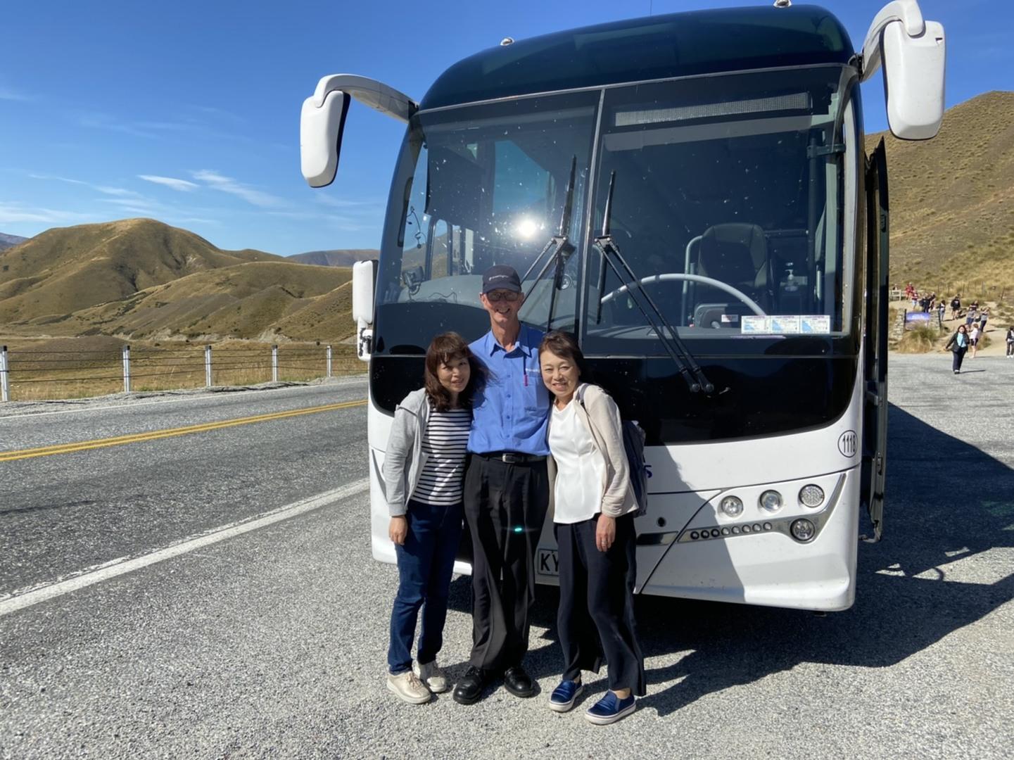 景色が美しく、ガイドさんもドライバーさんもとても良い人でした 長距離の移動も楽しめました
