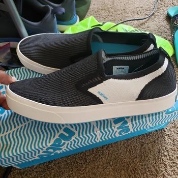 I love the shoe, wish