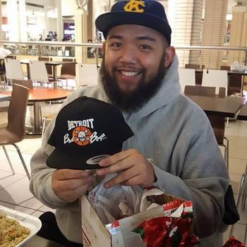 d4fc38560 Detroit Pistons Bad Boys Snapback Cap - Vintage Detroit