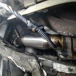 High Flow Racing Catalytic Converter, B7 Audi A4 2 0T FSI