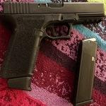 Polymer80 80% Glock 17/22 - PF940v2- Black