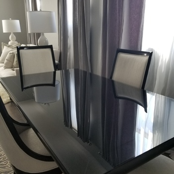 Glass Table Tops Custom Cut Dulles Glass And Mirror