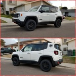 Jeep Renegade Lifted >> Teraflex Renegade 1 5 Lift Kit