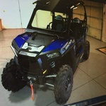 Polaris RZR 900 To RZR S 900 Suspension Conversion Kit - High Clearance -  1 5 Offset
