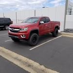 Lifted Chevy Colorado >> 4in Gm Suspension Lift Kit 15 20 Canyon Colorado 4wd
