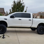 Lifted Titan Xd >> 6in Nissan Suspension Lift Kit 16 20 Titan Xd 4wd