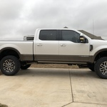 2017 F250 Leveling Kit >> 3in Ford Suspension Lift Kit 17 19 F 250 4wd