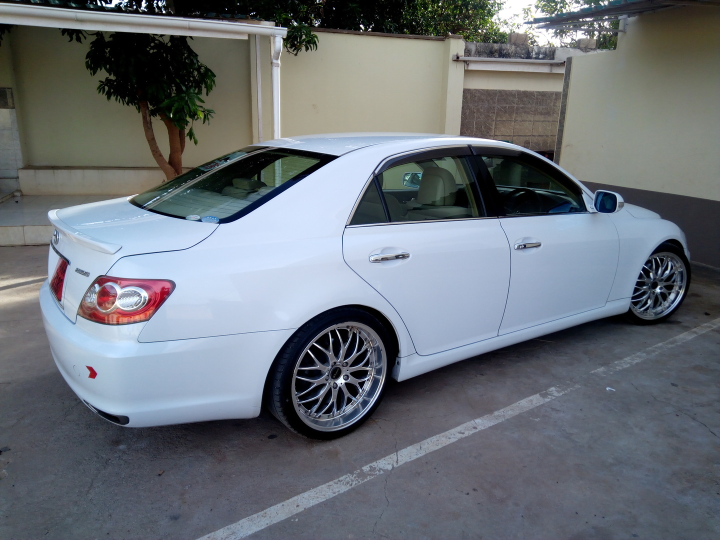 Best Price Used TOYOTA MARK X for Sale - Japanese Used Cars