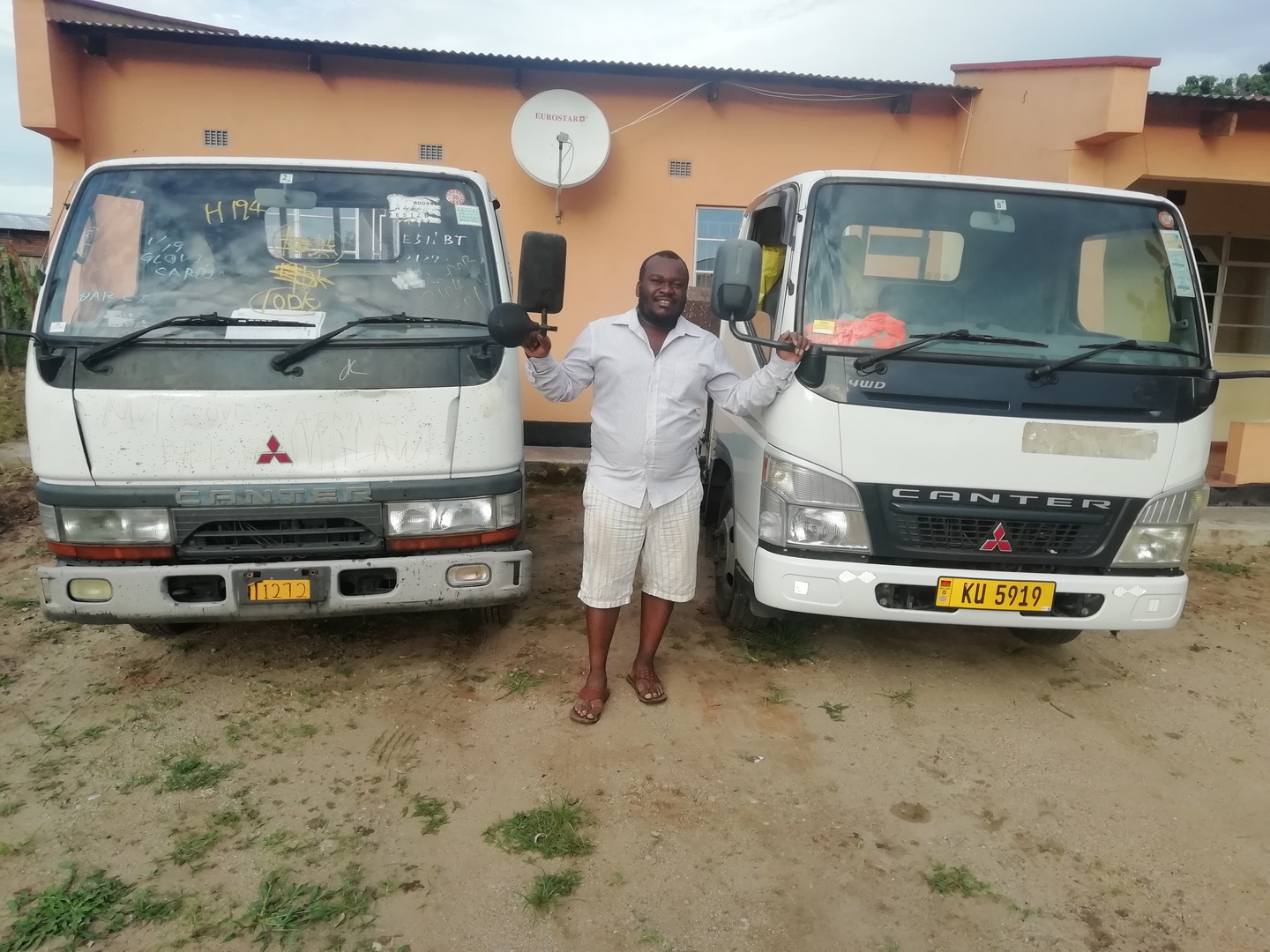 Best Price Used MITSUBISHI CANTER for Sale - Japanese Used Cars BE