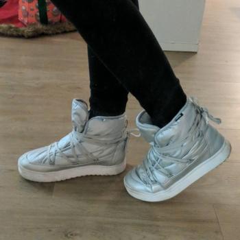 I love those boots sooo