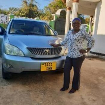 Used TOYOTA HARRIER for sale | TOYOTA HARRIER exporter
