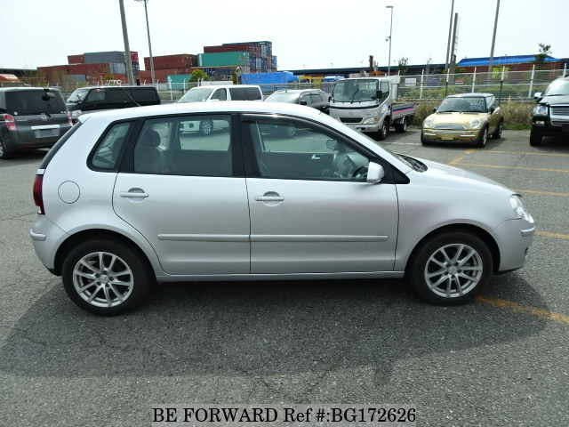 Best Price Used VOLKSWAGEN POLO for Sale - Japanese Used