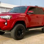 3in Toyota Suspension Lift Kit (10-19 4-Runner 2WD/4WD)
