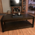 Carson Lift Top Coffee Table Set Bobs Com