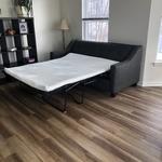 Remarkable Caleb Bob O Pedic Gel Twin Sleeper Sofa Bobs Com Pdpeps Interior Chair Design Pdpepsorg