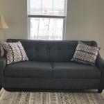 Astounding Caleb Bob O Pedic Gel Twin Sleeper Sofa Bobs Com Pdpeps Interior Chair Design Pdpepsorg