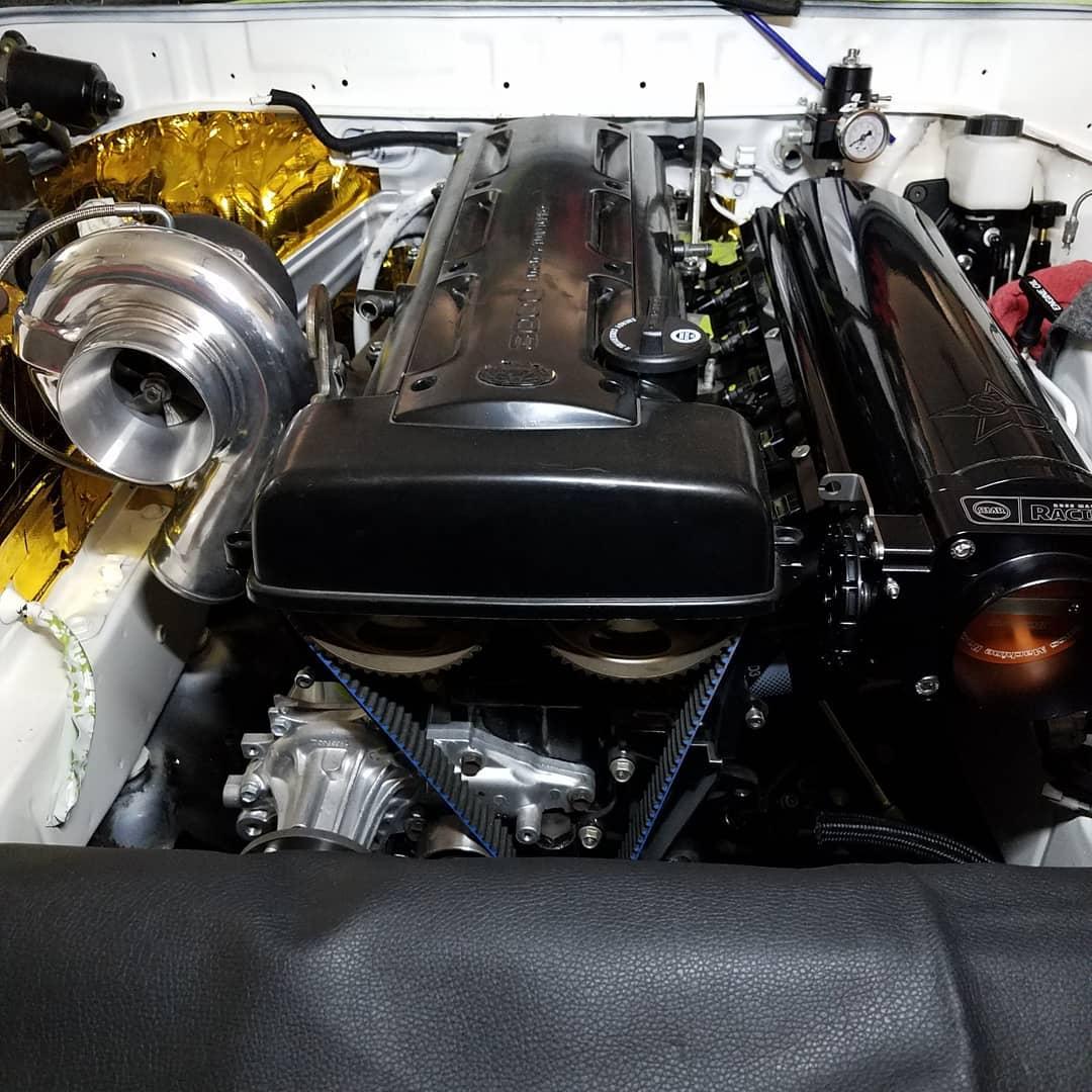 Chase Bays Brake Booster Eliminator - Supra   SC300 & Soarer   IS300