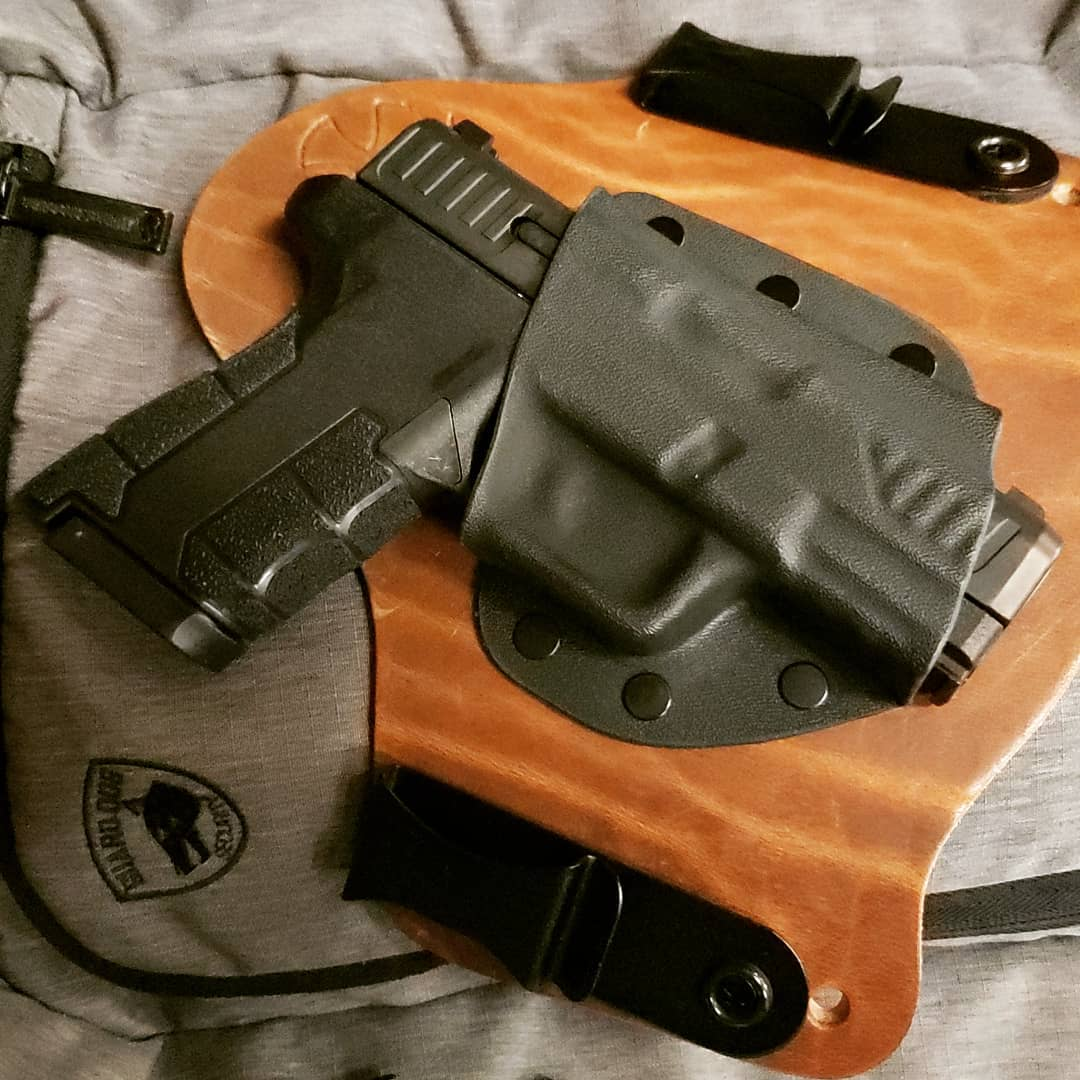 CrossBreed Holsters®: Concealed Carry Holsters | IWB and OWB Holsters