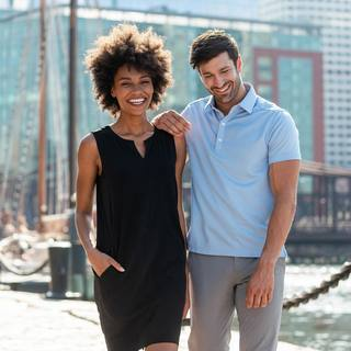 Did you know? All of our garments are built from the ground up with a focus on comfort and breathability, so you can feel as good as you look every day. . . . . #builtforcomfort #comfort #breathability #machinewashable #easycare #smartcomfortable #advanced...