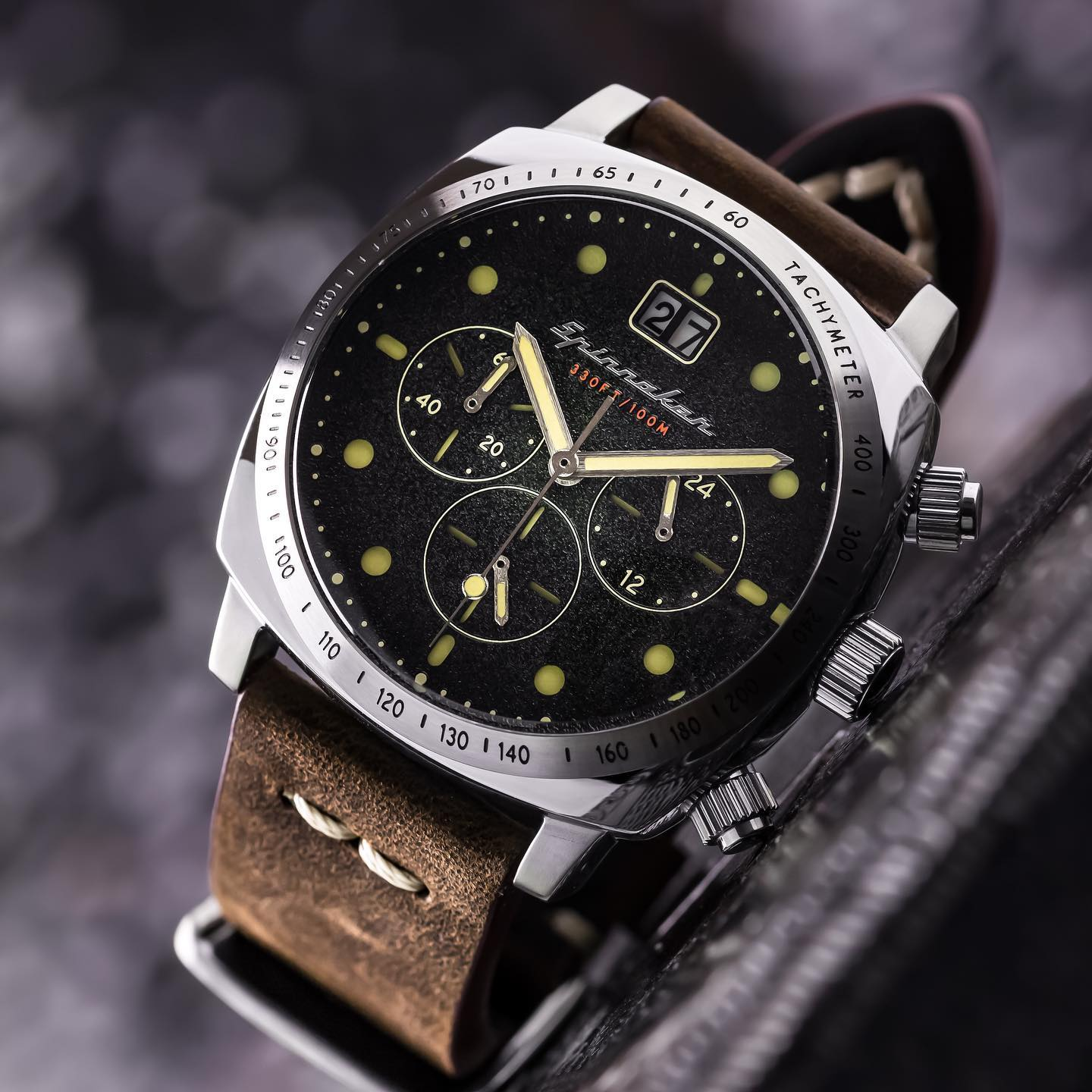 Spinnaker's new Hull Chronograph Standard_resolution