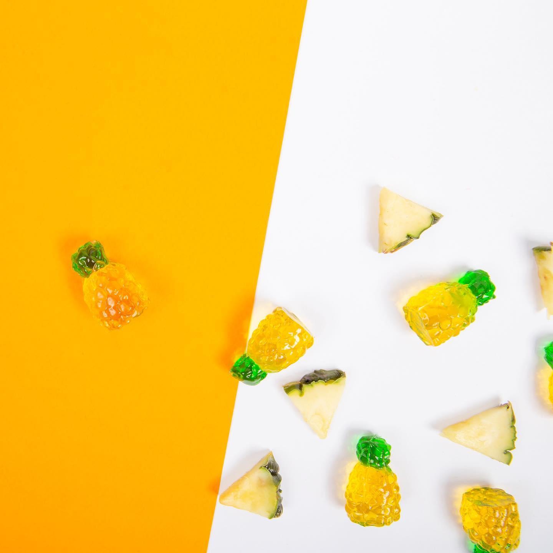 Gummy Pineapple - Fun Pak