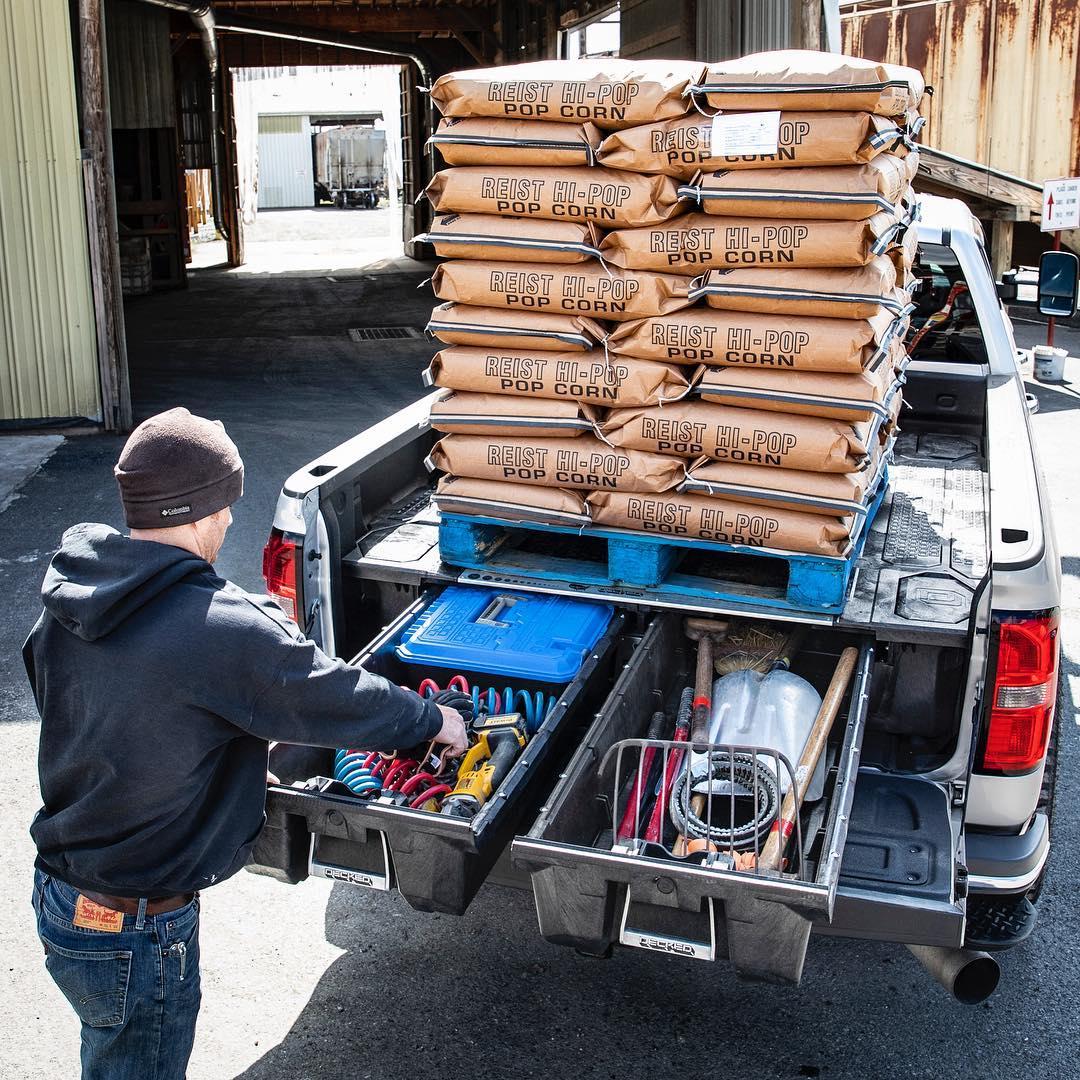 DECKED® Truck Bed Storage & Organizers and Cargo Van Storage