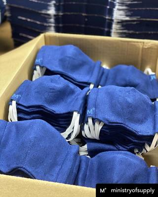 Proud to be able to help ministryofsupply in this important initiative - Reposted from ministryofsupply: An Update on our Mask° Initiative Hi there, It's been quite the busy two weeks here, and I wanted to check in and share an update on the progress of ou...