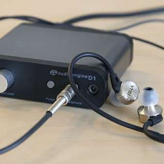 D1 24-bit DAC/ Headphone Amp — AudioengineAudioengine