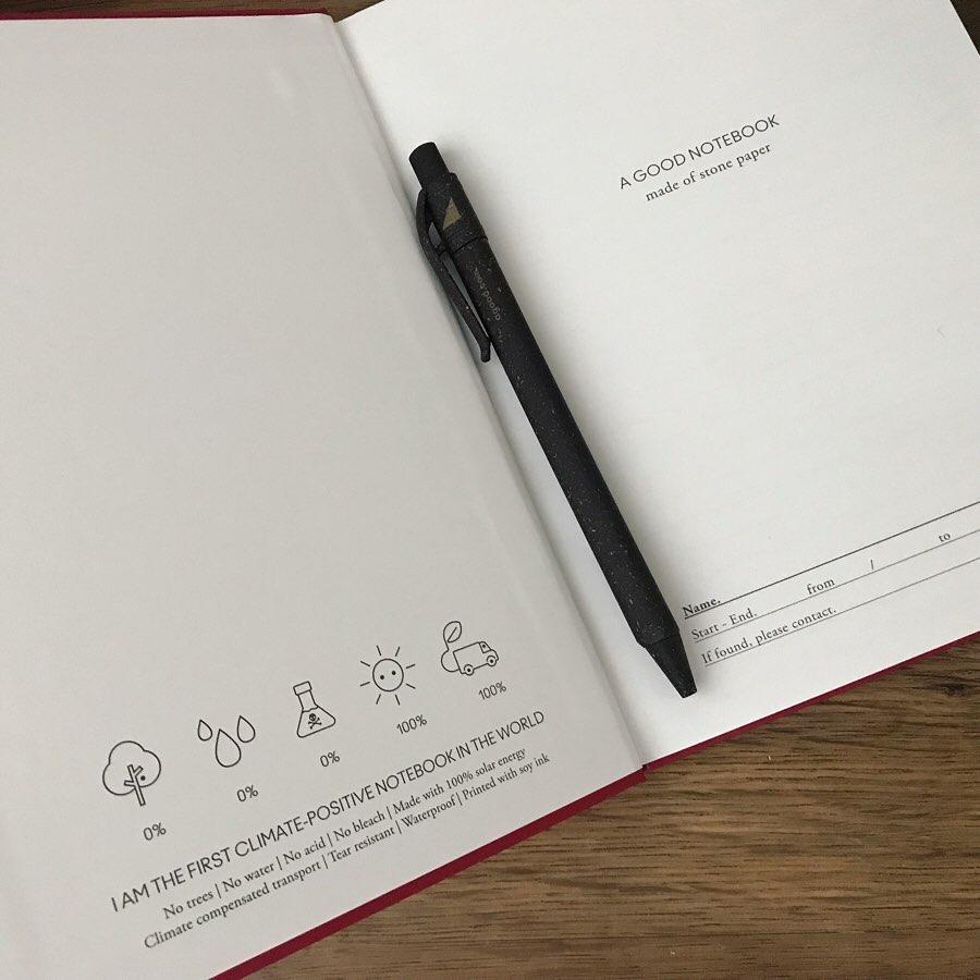 Natural Grass Pen Dark Brown | A Good Company